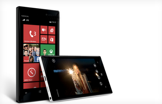 Nokia Lumia 928 camera