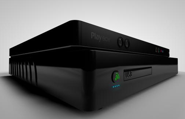 PlayBox concept Playstation Xbox