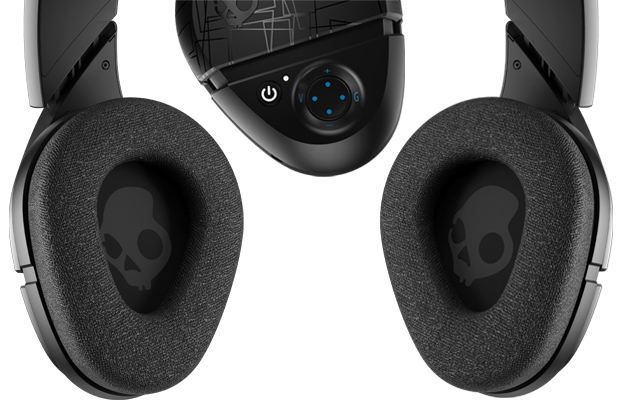 Skullcandy PLYR 1 Controls