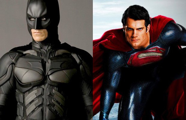 Superman Batman Film Crossover