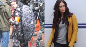 First Look at TMNT Reboot Shows CGI-Less Turtles and Bouncy Megan Fox