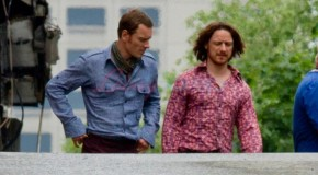 Professor X Walks Again in New X-Men: Days of Future Past Photos