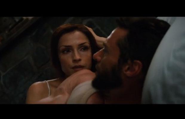 the Wolverine trailer Jean Grae