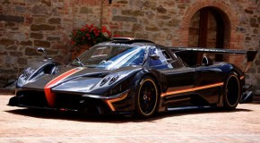 2013 Pagani Zonda Revolucion Final Version Unveiled
