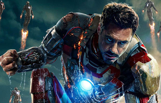 Avengers 2 Iron Man Tony Stark