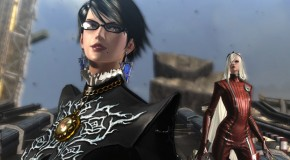 E3 Exclusive Bayonetta 2 Wii U Preview at Nintendo Press Conference