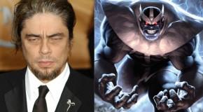 Benicio Del Toro Joins Guardians of the Galaxy as Thanos?