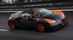 Bugatti Super Veyron Coming Next Year with Speculated $8 Million Price Tag