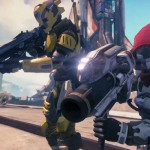 E3 Sony PS4 Destiny Multiplayer Demo from Bungie