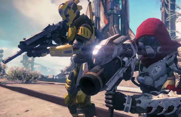 Destiny Multiplayer PS4 E3 2013