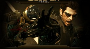 Deus Ex: The Fall Set For iOS Release This Summer