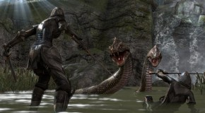 E3 Exclusive Elder Scrolls Online PS4 Preview
