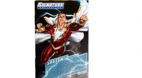 Exclusive Shazam Figurine Appearing at San Diego Comic-Con