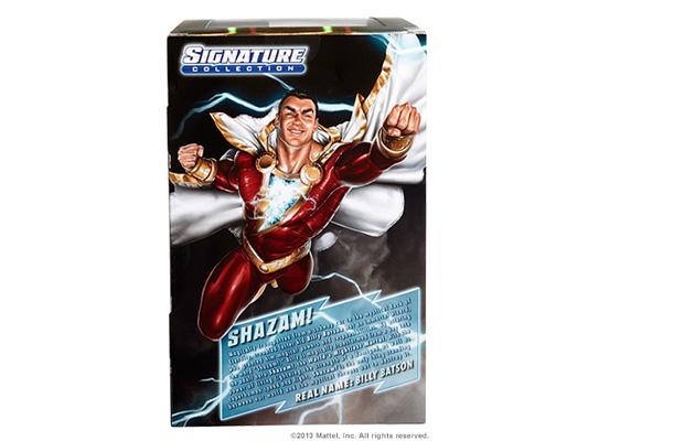 Excluive Shazam Comic-Con