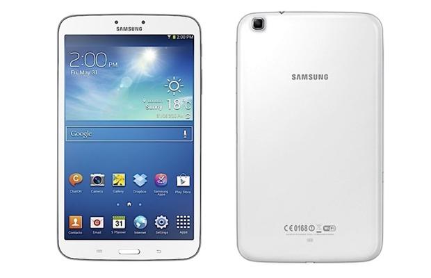 Galaxy Tab 3 White