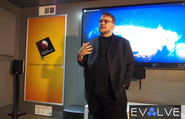 Guillermo del Toro Pacific Rim E3 2013 Qualcomm Preview