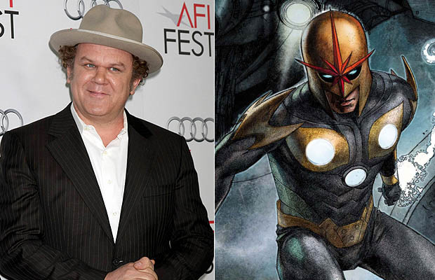 John C Reilly Guardians of the Galaxy
