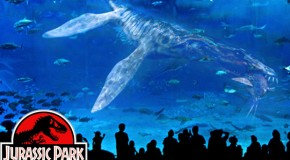 What's This About 'Jurassic Park 4' Set in a Sea World-Like Theme Park?
