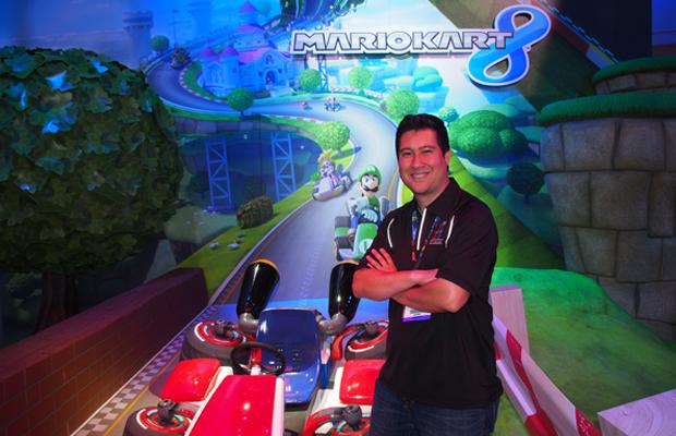Mario KArt 8 E3 2103