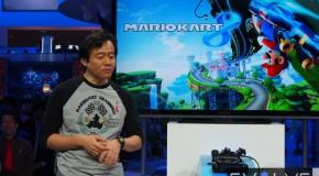 E3 EXCLUSIVE Mario Kart 8 Preview at Nintendo Showcase