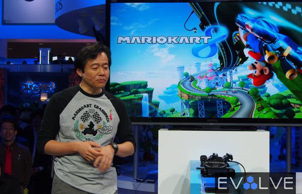 Mario Kart 8 E3 Wii U