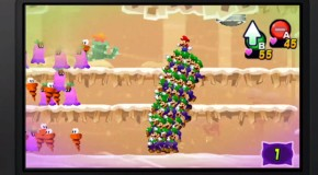 Mario & Luigi: Dream Team Trailer Brings Many Luigis to the Party