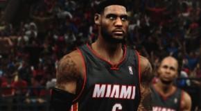 E3 2013 Sony NBA 2K14 Lebron James Trailer