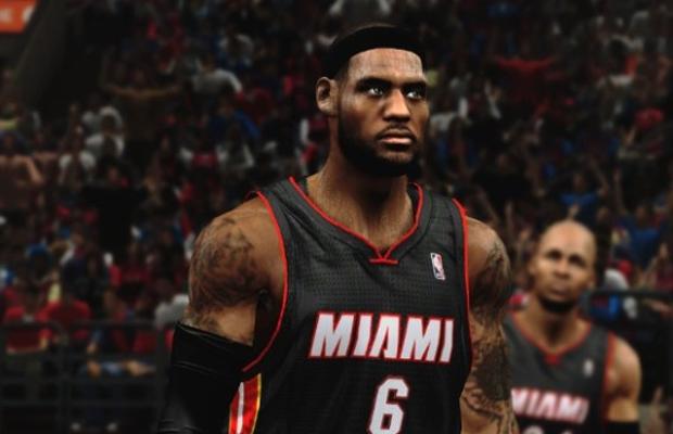 NBA 2K14 Lebron James