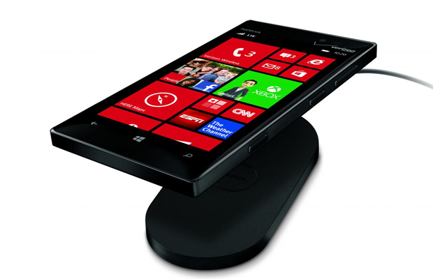 Nokia Lumia 928 Wireless Charging