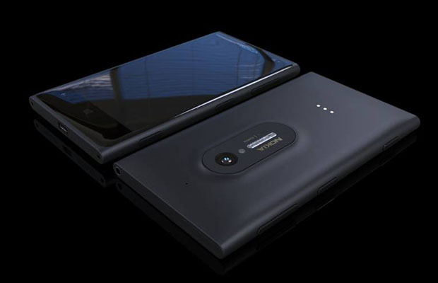 Nokia Lumia EOS Black