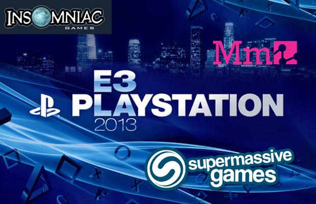 PS4 PlayStation Franchises