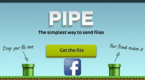 Pipe App Brings File Sharing to Facebook
