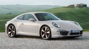 Porsche 911 50th Anniversary Edition Becomes Official