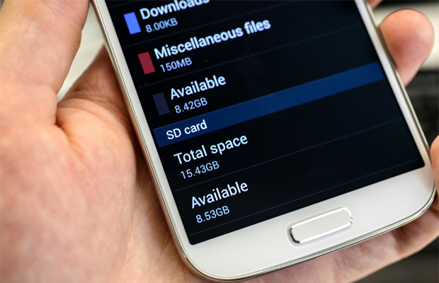 Samsung Galaxy S4 Update