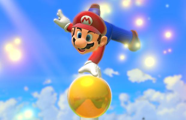 Super Mario 3D World E3 2013