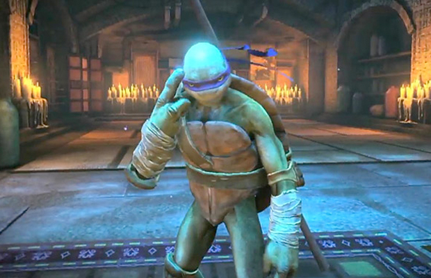 TMNT Out of the Shadows Donatello