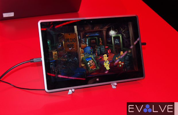 Vizio Windows 8 tablet e3 2013