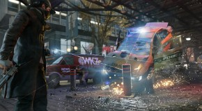E3 Exclusive Watch Dogs PS4 Gameplay Preview at Sony Press Conference