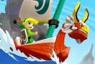 E3 Exclusive Legend of Zelda: Wind Waker HD Preview at Nintendo Booth