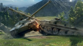 World of Tanks Xbox 360 Preview at E3 2013 (Video)