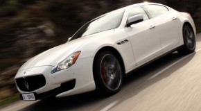 2014 Maserati Quattroporte Gets Video Build Treatment