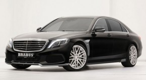 Brabus Tunes Up 2014 Mercedes-Benz S Class