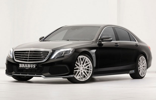 2014 Mercedes Benz S Class by Brabus