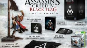 Ubisoft Announces Assassin's Creed IV: Black Flag Limited Edition