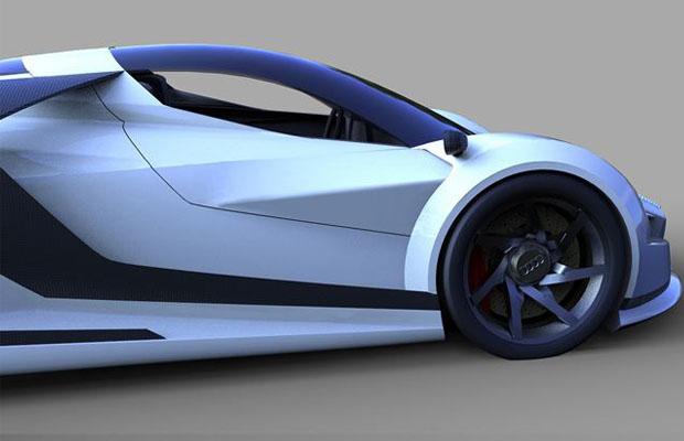 Audi R10 Concept Wheels