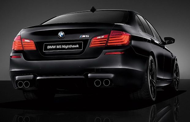 BMW M5 Nighthawk Special Rear