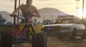 Rockstar Shows Us the Fast Life With New GTA V Screenshots