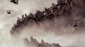 'Godzilla' Teaser Poster Tails Its Way into Comic-Con 2013