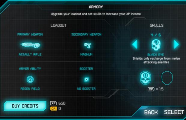 Halo Spartan Warrior Weapons