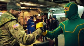 Justice Forever Links Up in New 'Kick-Ass 2' Clip